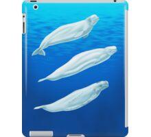 Mystic Belugas iPad Case/Skin