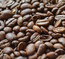 Coffee Beans by Stevie B