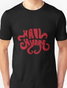 Whisper Sweet Hail Hydra Unisex T-Shirt