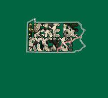 Here Be Rocks - Pennsylvania Unisex T-Shirt