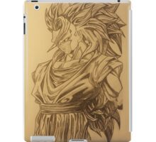 Goku Super Saiyan 3  iPad Case/Skin