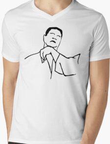 koken-uchi Mens V-Neck T-Shirt