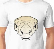 Ankylosaur skull Unisex T-Shirt