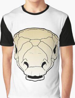 Ankylosaur skull Graphic T-Shirt