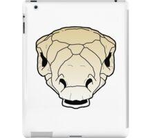 Ankylosaur skull iPad Case/Skin