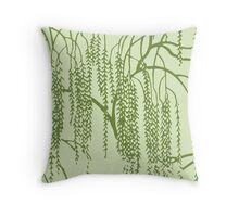 Willow A Throw Pillow