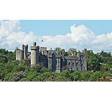 """ Arundel Castle"" Photographic Print"