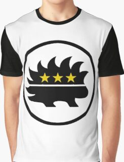 Libertarian Party Capitalism Porc Freedom Gold Graphic T-Shirt