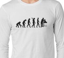 Evolution veterinarian Long Sleeve T-Shirt