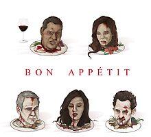 Bon Appétit by willdigo