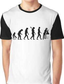 Evolution female veterinarian Graphic T-Shirt