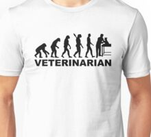 Evolution veterinarian Unisex T-Shirt