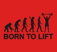 Evolution weightlifting Kids Tee