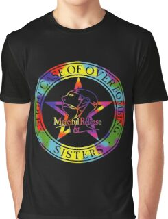 The Sisters Of Mercy - The Worlds End - A slight Case of Over Bombing Graphic T-Shirt