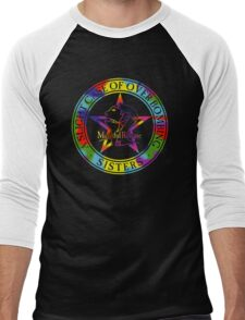 The Sisters Of Mercy - The Worlds End - A slight Case of Over Bombing Men's Baseball ¾ T-Shirt