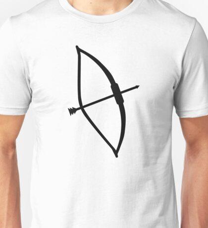 Archery arrow bow Unisex T-Shirt