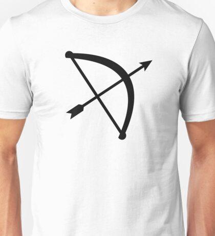 Bow arrow Unisex T-Shirt
