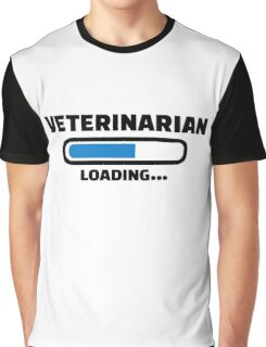 Veterinarian loading Graphic T-Shirt