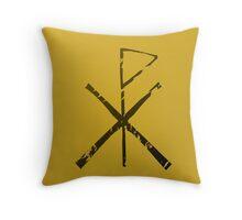 Karia - Rusik Flag Throw Pillow