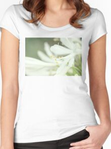 Only a Memory Women's Fitted Scoop T-Shirt