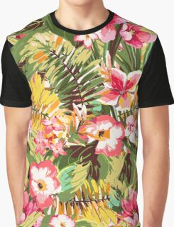 Tropical Climate Graphic T-Shirt