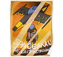 Spaceman - The Last Astronaut Poster