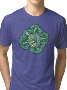 dreaming cabbages Tri-blend T-Shirt