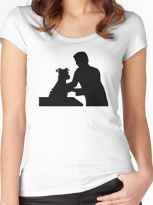 Veterinarian Women's Fitted Scoop T-Shirt