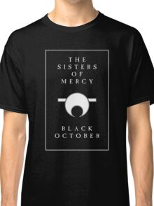 The Sisters Of Mercy - The Worlds End - Black October Classic T-Shirt