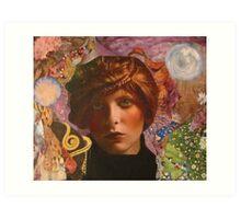 Marguerite  Art Print