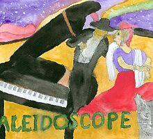 Kaleidoscope Music Album Cover by caraemoore