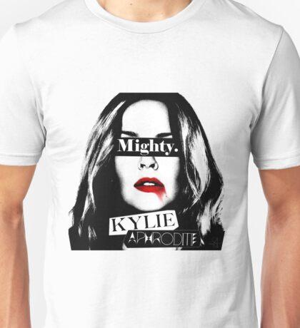 Kylie Minogue Aphrodite Album Unisex T-Shirt