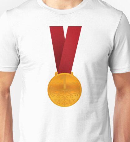 Gold Medal Unisex T-Shirt