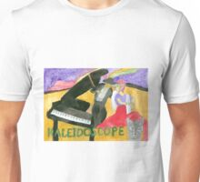 Kaleidoscope Music Album Cover Unisex T-Shirt