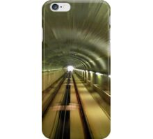 Funicular Tunnel iPhone Case/Skin