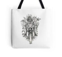 Forever a biker RH Tote Bag