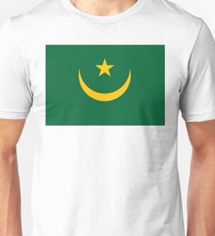 Mauritania Unisex T-Shirt