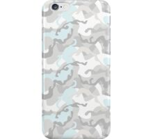 BATTLEFIELD WINTER CAMO | Pillow iPhone Case/Skin