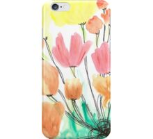 SPRING IN COLORS iPhone Case/Skin