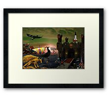 Dead Sea Framed Print