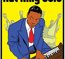 Nat King Cole by Rich Anderson