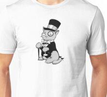 Fancy Cat Unisex T-Shirt