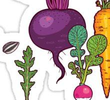 Gardener's dream Sticker