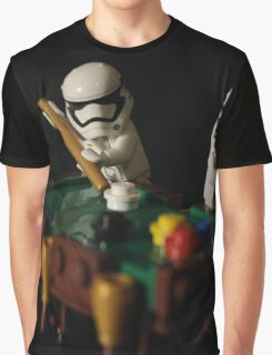 Trooper Pool Graphic T-Shirt