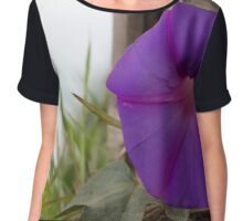 Balinese Flower Chiffon Top