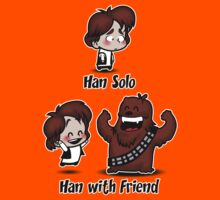 Han with Friend Kids Clothes