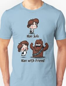 Han with Friend T-Shirt