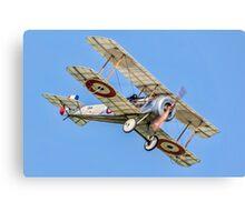 Bristol Scout Type C replica 1264 G-FDHB Canvas Print