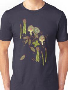 spring asparagus Unisex T-Shirt