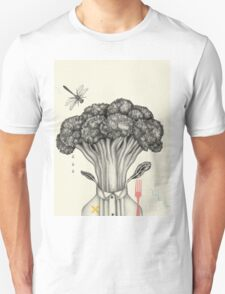 Mr. Broccoli Unisex T-Shirt